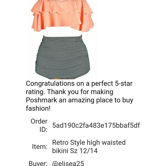 b389dd08dc Swim | Retro Style Plus Size Bikini | Poshmark
